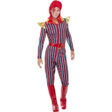 Ziggy Stardust Halloween Costume Space Superstar Ziggy Stardust David Bowie Costume 43858