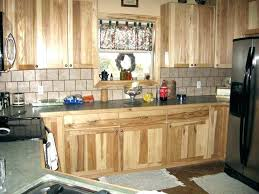 white and wood cabinets white and natural wood kitchen cabinets kitchens with brick accent