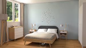 couleur chambre ambiance chambre parentale