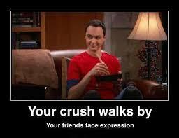 Crush Memes - when your crush walks by http ibeebz com humor pinterest
