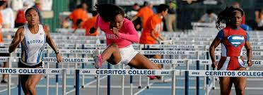 Cerritos College Map Jaela Williams Jasmin Reed Lead Strong Serra Showing At Cif