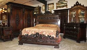 Antique Bedroom Furniture Styles Gorgeous Antique Bedroom Furniture Styles With Decor 1