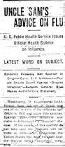 influenza pandemic 1918 1919 table rock historical society