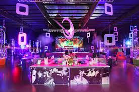 Disco Party Centerpieces Ideas by Studio 54 Imagery Inspired The Look For A Bar Front Love The Bar