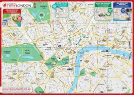 Map Of England Cities by Map Over London Map Images