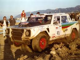 off road lamborghini a look back at the lamborghini lm002 rally car enzari