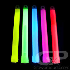 glow sticks in bulk 6 glow sticks 24 assorted color mix glowproducts