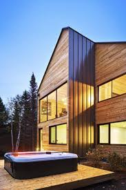 barn like house overlooking canada u0027s wild landscape freshome com