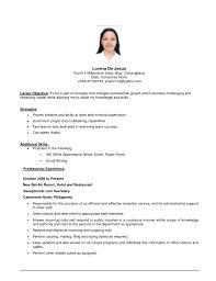 sales resume objective statement job resume 9 resume cv job resume 9