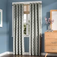 45 Inch Curtains 45 Inch Length Curtains Wayfair