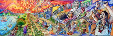 live without borders vivir sin fronteras mural true colors mural living