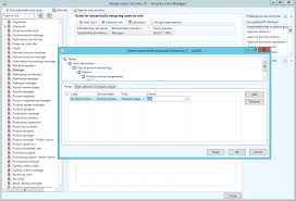 automatic role assignment in ax2012 u2013 part 2 microsoft dynamics