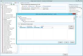 100 microsoft dynamics ax 2012 manuals security security