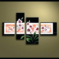 wall arts teal orchid wall art graham pink orchid wall art wall arts large contemporary wall art floral painting orchid flowers artwork pink orchid canvas wall