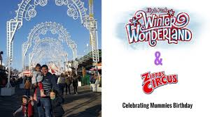 a visit to winter and zippos circus for