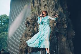 review summer time hyde park 2016 with florence and the