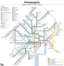 Washington Gmu Map by Unofficial Philadelphia Rail Transit Map On Behance