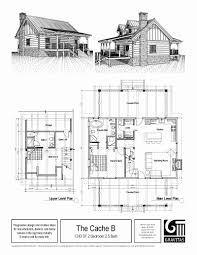 log house floor plans small log cabin floor plans e level log home plan