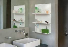 Recessed Bathroom Shelving Ideas For Recessed Bathroom Shelves My