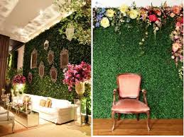 green wall decor 31 best wedding wall decoration ideas everafterguide