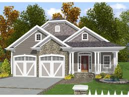 100 narrow lot house plans with front garage 100 small