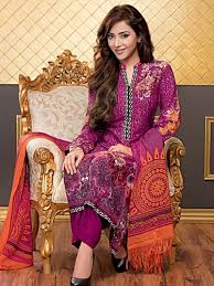 gul ahmed winter dresses collection 2015 2016 vol 1 catalog for