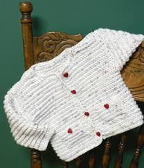 crochet baby sweater pattern how to a crochet baby sweater 6 free pattern ideas