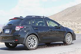 subaru crosstrek custom wheels subaru xv spy shots aug 2015 nasioc