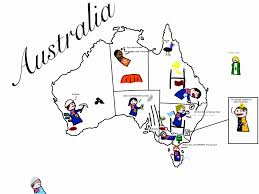 Australian States Map by Nationstates Dispatch The Australian States A Comic Ooc
