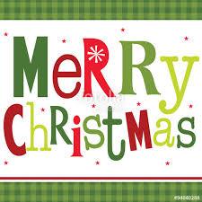 Merry Christmas Greetings Words Christmas Greeting With The Words Merry Christmas Eps 10 U0026 Hi Res