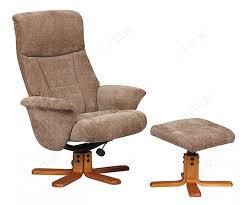 Recliner Swivel Chair Gfa Marseille Fabric Swivel Recliner Chair Furnituredirectuk Net