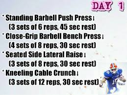 tim tebow workout routine monsterabs