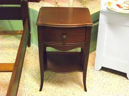 Bedroom Furniture Company by 1940s Vintage Table Rock Furniture Company Of N C Serpentine