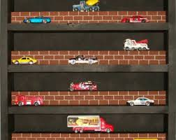 Shelves For Collectibles by Display Shelves For Matchbox Cars Wall Shelf For Diecast