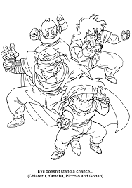 dbz coloring pages download coloring home
