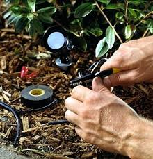 How To Install Outdoor Landscape Lighting Landscape Lighting Hub Electrical Wiring Lighting Layout Landscape