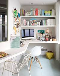 le petit bureau 20 inspirations pour un petit bureau joli place concernant bureau