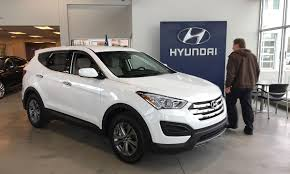 hyundai crossover truck hyundai dealers to get more crossovers