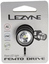 lezyne femto drive bike lights amazon com lezyne femto drive led front light black bike