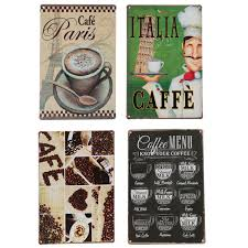 Home Design Hi Pjl by Coffee Menu Vintage Tin Sign Bar Pub Cafe Home Wall Decor Retro