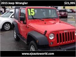 jeep wrangler panama city fl 2015 jeep wrangler used cars panama city fl