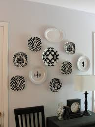 How To Hang Pictures On Wall by Decoration How To Beautify Your House With Decorative Plates To