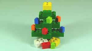 how to build lego christmas tree 6177 lego basic bricks deluxe