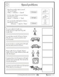 Speed Velocity And Acceleration Calculations Worksheet Answers Distance Graphs By Worksheet Differentiated