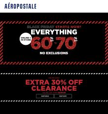 aeropostale black friday 2017 ad deals sales bestblackfriday