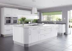 Kitchen Cabinet Designs 2014 17 White And Simple High Gloss Kitchen Designs Gloss Kitchen