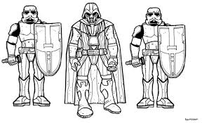 star wars coloring pages getcoloringpages com