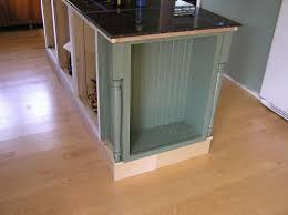 how to build an epic how to install a kitchen island fresh home