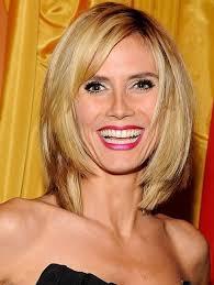 what face shape heidi klum 11 heidi klum hairstyles classic hairstyle popular haircuts