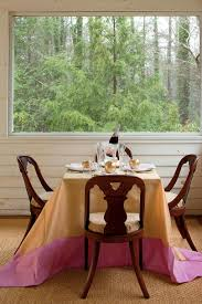 old fashioned thanksgiving dinner sparkling thanksgiving table setting southern living